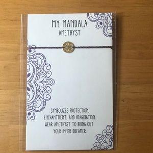 My Mandala Thread Bracelet New in Package